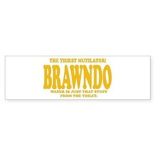 Brawndo Bumper Bumper Sticker