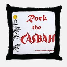 Rock the Casbah Throw Pillow