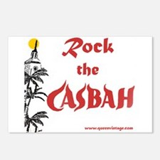 Rock the Casbah Postcards (Package of 8)