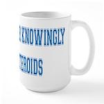 I didn't know Large Mug