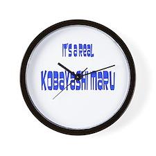 kobayashi maru Wall Clock