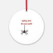 Spiderman 3 Ornament (Round)