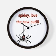 Spiderman 3 Wall Clock