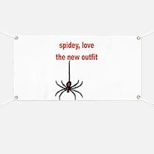Spiderman 3 Banner