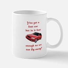 Fast Car Mug