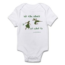 Safety Dance Onesie