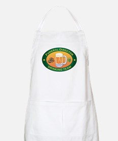 Funeral Director Team BBQ Apron