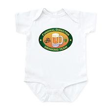 Funeral Director Team Infant Bodysuit