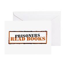Read Books Greeting Card