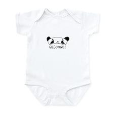 Gilgongo Panda Onesie