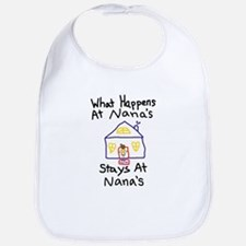 Nana's House Bib
