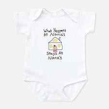 Nana's House Infant Bodysuit