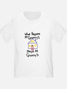 Granny's House T