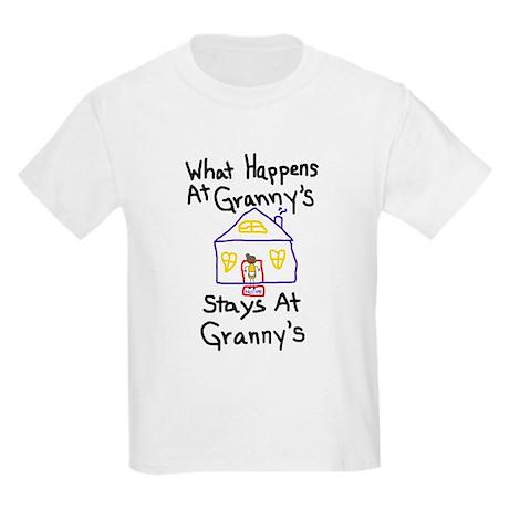 Granny's House Kids Light T-Shirt
