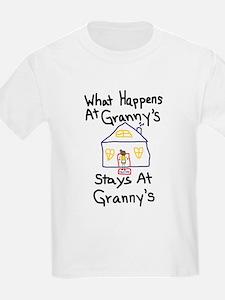 Granny's House T-Shirt