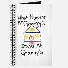 Granny's House Journal
