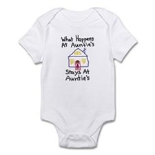 Auntie's House Infant Bodysuit