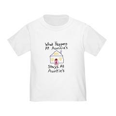 Auntie's House T