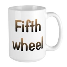 CW Fifth Wheel Mug