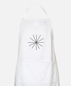 Dirt Star, Balloon Knot BBQ Apron