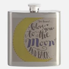 Cool Moon Flask