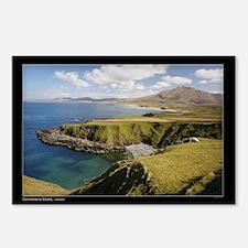 Wild Connemara West Ireland Postcards (Package of