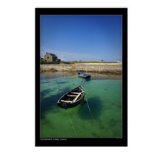 Wild Connemara West Ireland Postcards (Package of
