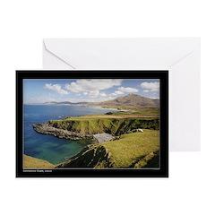 Wild Connemara West Ireland Greeting Cards (Pk of