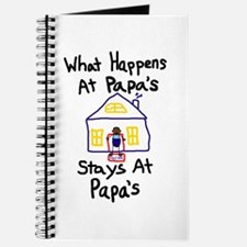 Papa's House Journal