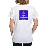 Jammerfest Women's V-Neck T-Shirt