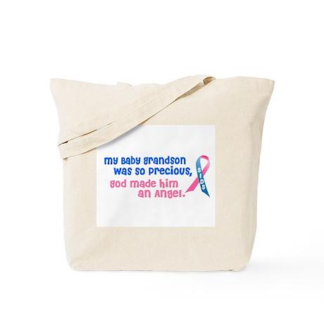 SIDS Angel 1 (Baby Grandson) Tote Bag