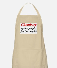 Chemistry People BBQ Apron