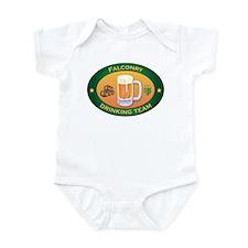 Falconry Team Infant Bodysuit