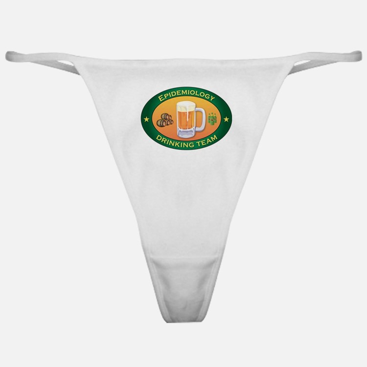 Epidemiology Team Classic Thong
