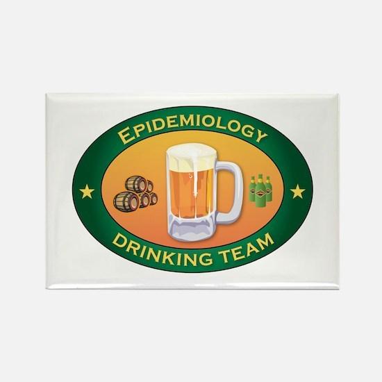 Epidemiology Team Rectangle Magnet