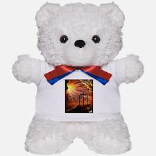 Cute Sacrifice Teddy Bear