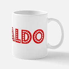 Retro Osvaldo (Red) Mug