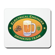 Electrical Engineer Team Mousepad