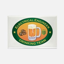 Electrical Engineer Team Rectangle Magnet