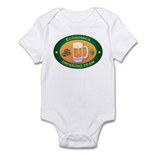 Economics Team Infant Bodysuit