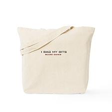 Bagged Bits Tote Bag