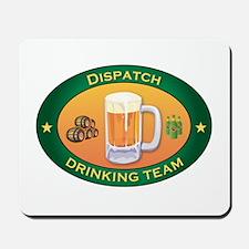 Dispatch Team Mousepad
