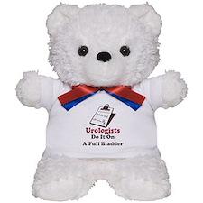 Funny Urologist Teddy Bear