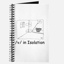 V in isolation Journal