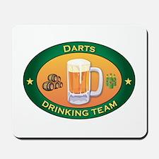 Darts Team Mousepad