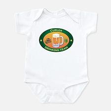 Curler Team Infant Bodysuit
