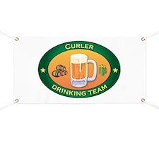 Curler Team Banner