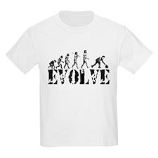Bowling Bowler Evolution T-Shirt