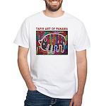 Tapir Mola White T-Shirt