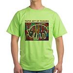 Tapir Mola Green T-Shirt